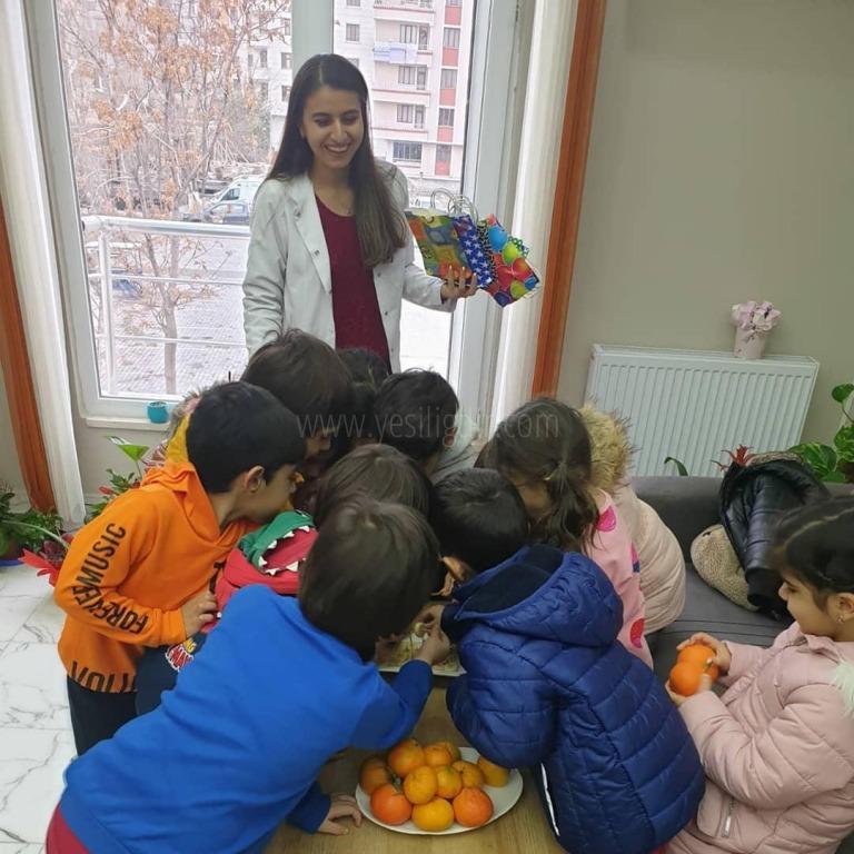 1-6 Yaş Okul Öncesi Çocuklarda Beslenme