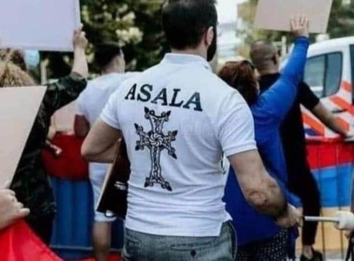 """SERDAR ÜNSAL """"ASALA YENİDEN HORTLADI"""""""