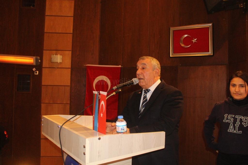 Hocalı Programında, Ermenistan'a Ayağını Denk Al Uyarısı