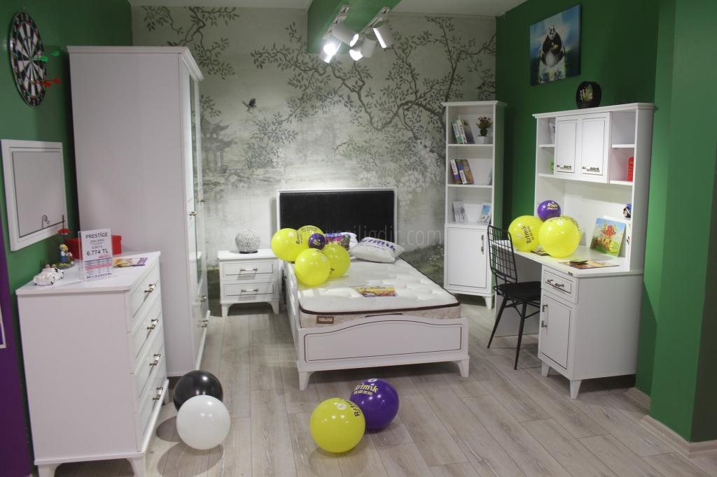 Artemis Halı ve Ritmik Bebek-  Çocuk-Genç Odası Mağazası Açıldı