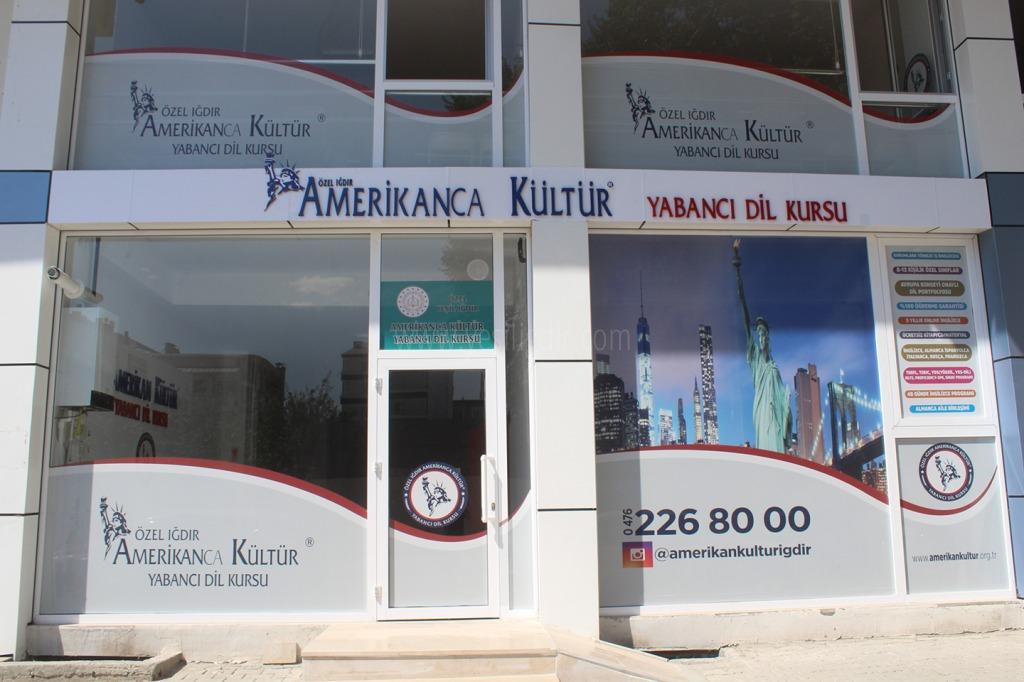 Amerikan Kültür Dil Okullarının Iğdır Şubesi Açıldı.