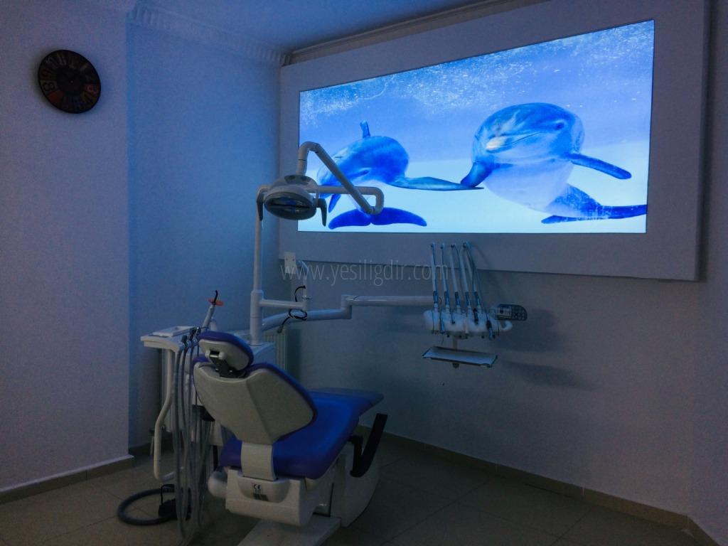 Prof-Dent Ağız ve Diş Polikliniği Hizmete Açıldı