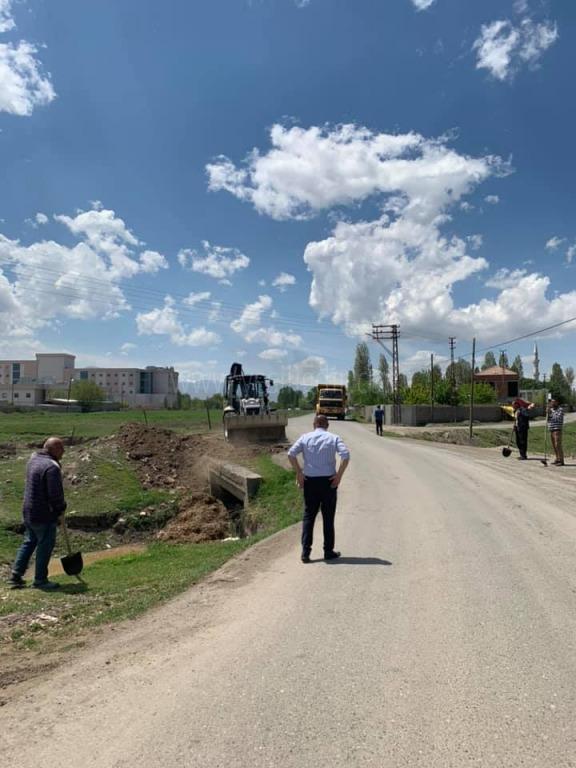 Başkan Eray Coşar Çalışmaları Hızlandırdı