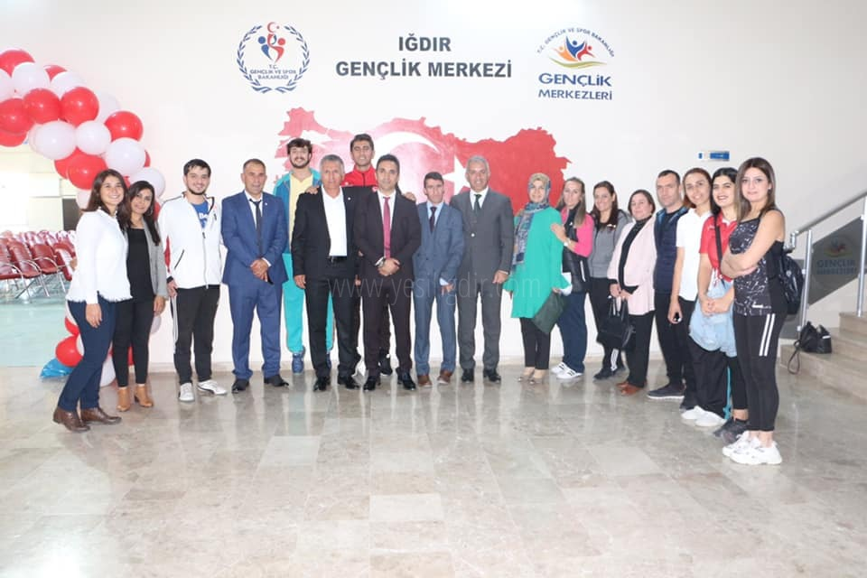 Amatör Spor Haftasında Kapanış ve Ödül Töreni Düzenlendi