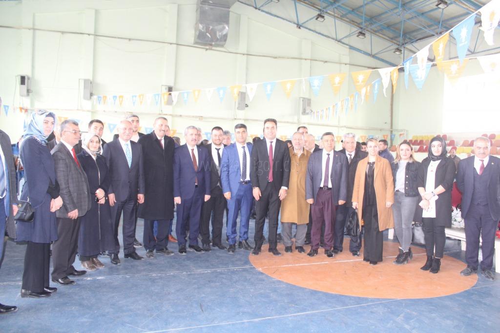 Ak Parti Karakoyunlu İlçesinde 7.Olağan Kongresini gerçekleştirdi