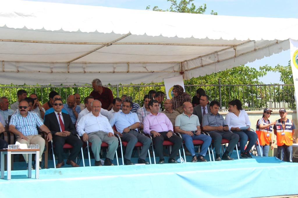 Iğdır'da Afet ve Acil Durum Yönetimi Başkanlığı (AFAD) Bölgesel Saha Tatbikatı yapıldı.