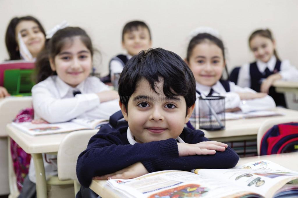 Çağdaş Nahçıvan'ın mutlu çocukları