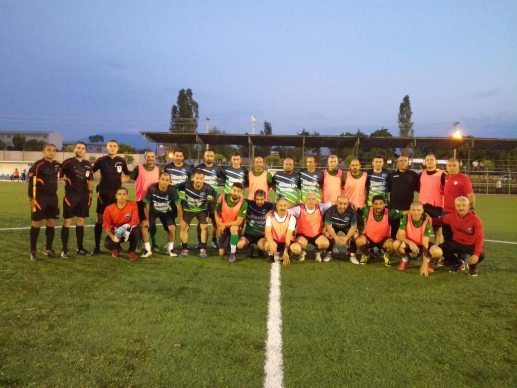 Efsane Futbolcular Iğdır'da Buluştu