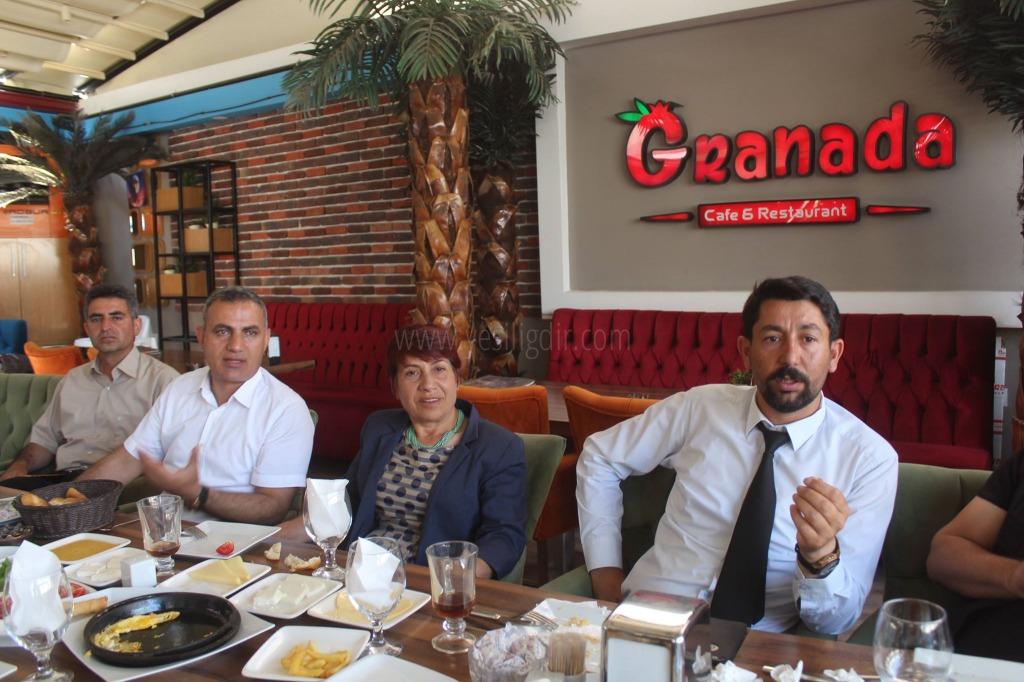 HDP Milletvekili Adayları Iğdır'da Birlikteliği Sağlayacağız