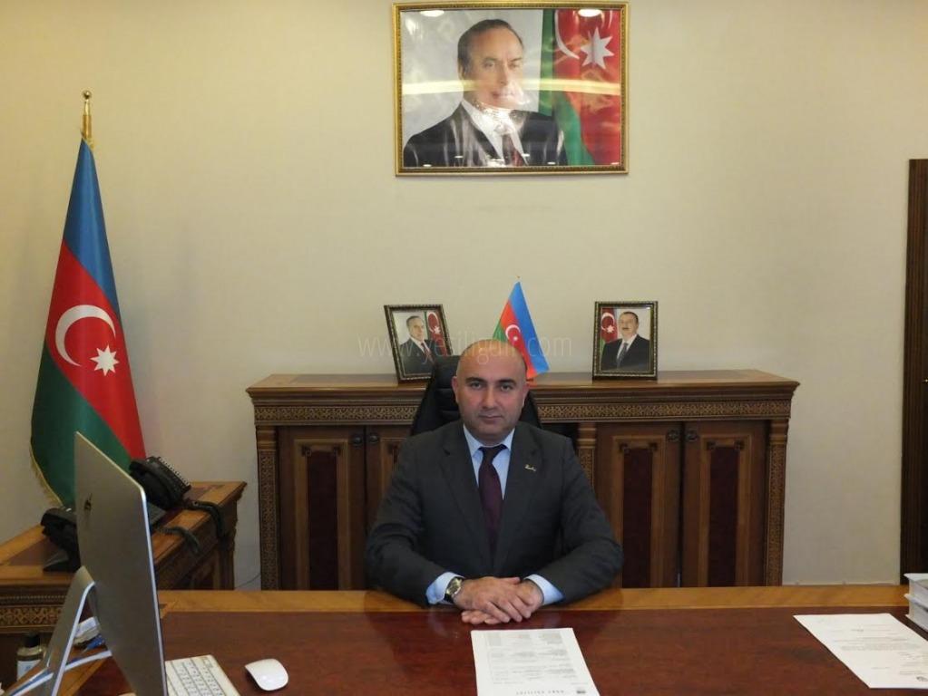 Azerbaycan Kars Başkonsolosu  Nuru Guliyev'den 19 Mayıs kutlaması
