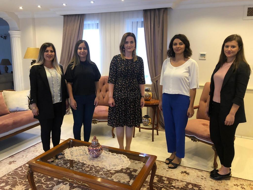 EBS kadın Komisyonu'ndan ziyaret