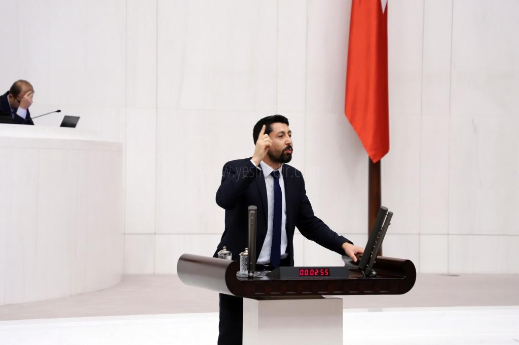 Iğdır Milletvekili  Dr. Habip EKSİK Metsamor'la İlgili Soru Önergesi Verdi