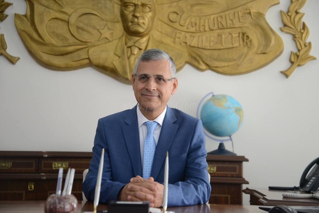 Iğdır Valisi Ahmet Turgay  Alpman'ın  Acı Günü