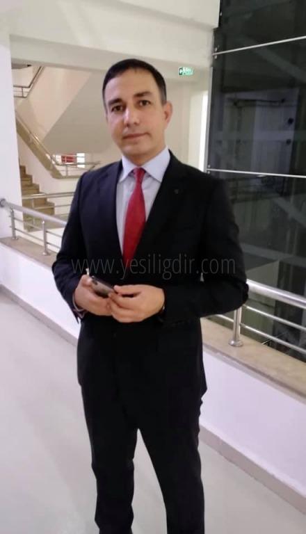 Adem SOYLU İzmir İlimize İl  Müdür Yardımcısı olarak atandı