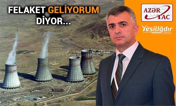 FELAKET GELİYORUM DİYOR