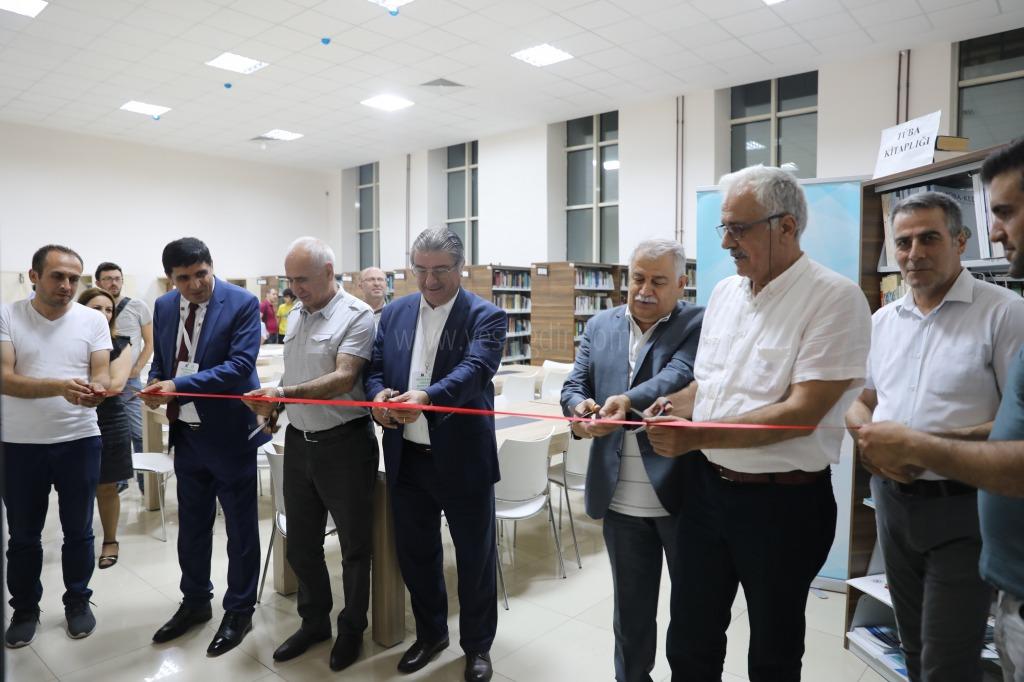 Iğdır Üniversitesin'de TÜBA Köşesinin Açılışı Yapıldı