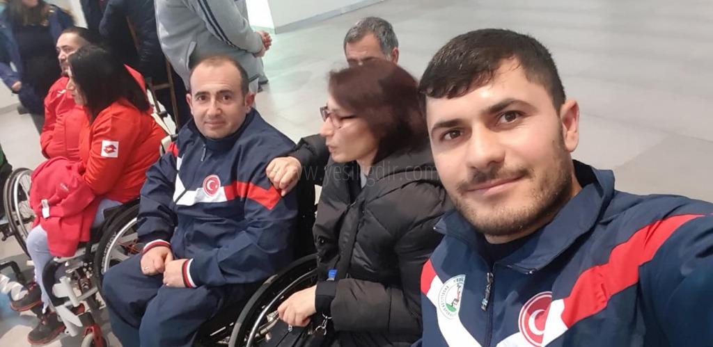Hakan Abakay  Türkiye Birincisi
