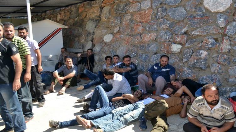 """Iğdır'da 5000 kişilik """"Geçici Geri Gönderme Merkezi"""" Kuruluyor"""
