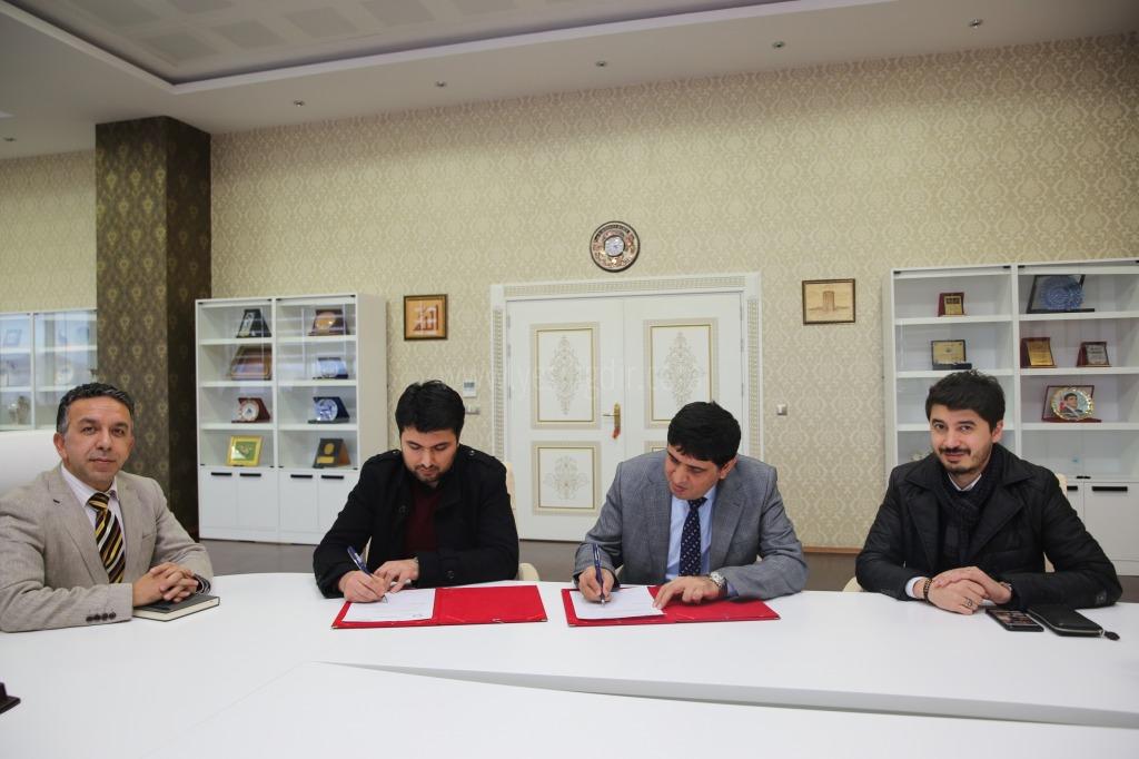 Iğdır Üniversitesi ile Avka Grup Arasında İşbirliği Protokolü İmzalandı
