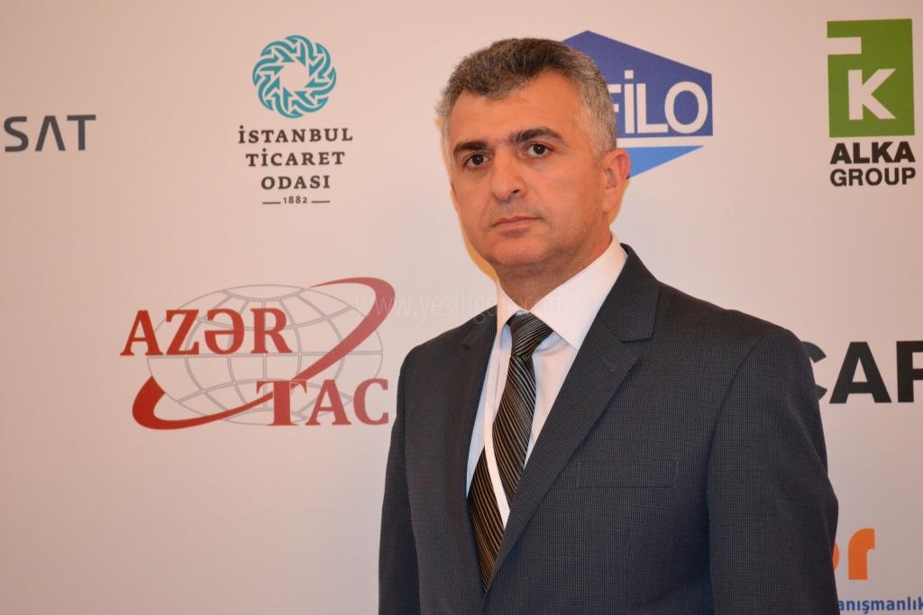 Dk. Sabir ŞAHTAHTI (AZERTAC büro şefi, Siyasal Bilimler Doktoru)