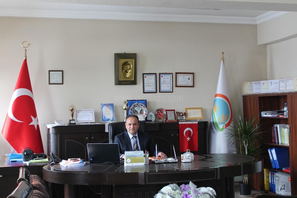 İl Gıda Tarım ve Hayvancılık Müdürü Özkan YOLCU'nun RAMAZAN BAYRAMI MESAJI