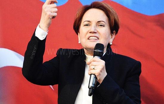 Akşener'den Çarpıcı Karar!  2 Kritik Yeri AK Parti ve MHP'ye Bıraktı