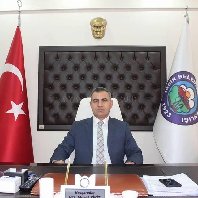 Iğdır Belediye Başkanı Murat Yikit'in Ramazan Bayramı Mesajı