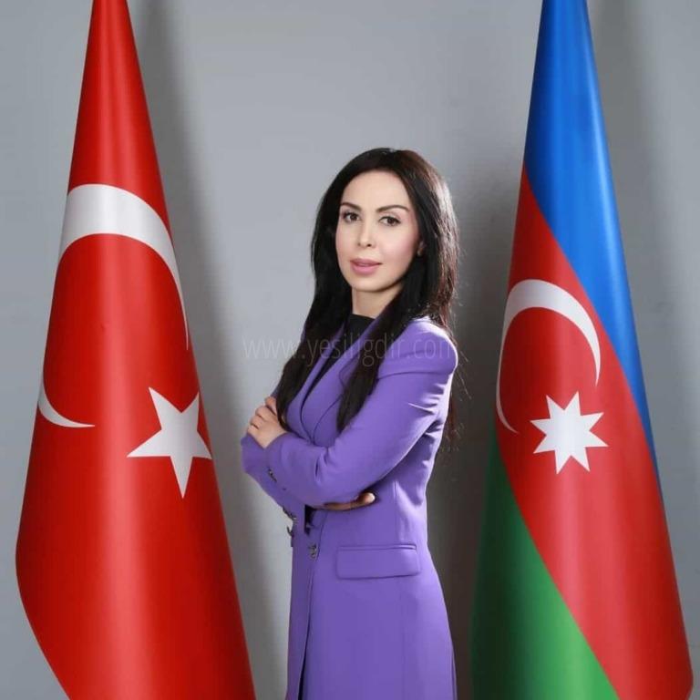 """Derya  Akdemir,"""" Ermenilerin Yaptığı  Katliamı Bir kere Daha Lanetliyoruz""""dedi"""