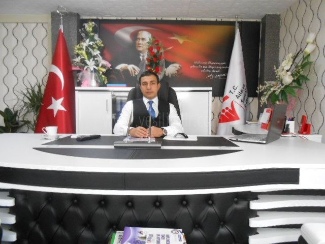 İL MÜDÜRÜ  ADEM SAFA'NIN 30 AĞUSTOS ZAFER BAYRAMI MESAJI