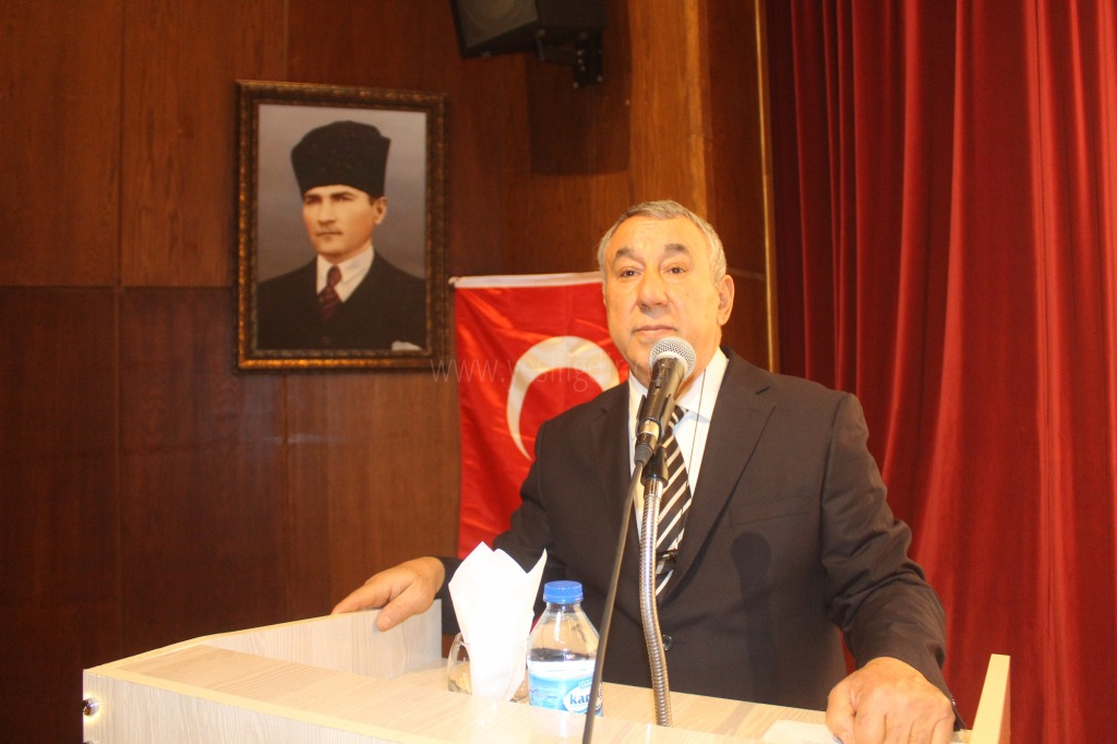 IĞDIR AZERBAYCAN EVİ DERNEĞİ BAŞKANI  SERDAR ÜNSAL,