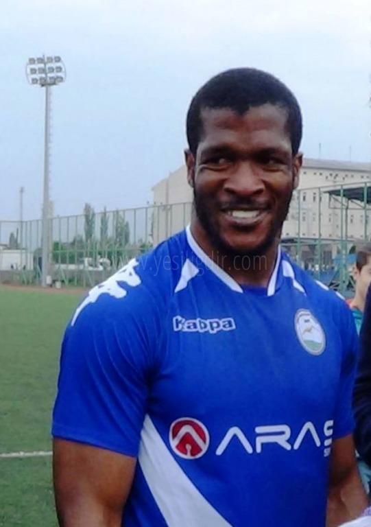 Serge Pacome Djiehoua Iğdır sporda