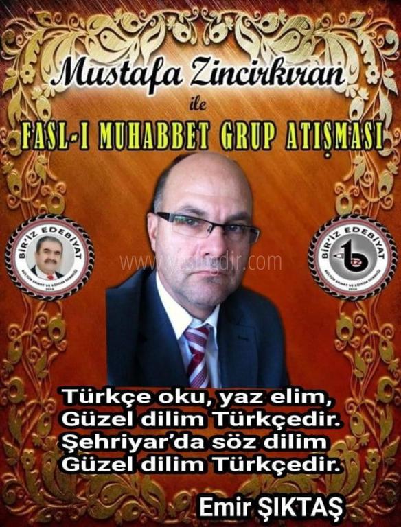 FASL-I MUHABBET ŞİİR SEÇKİSİ