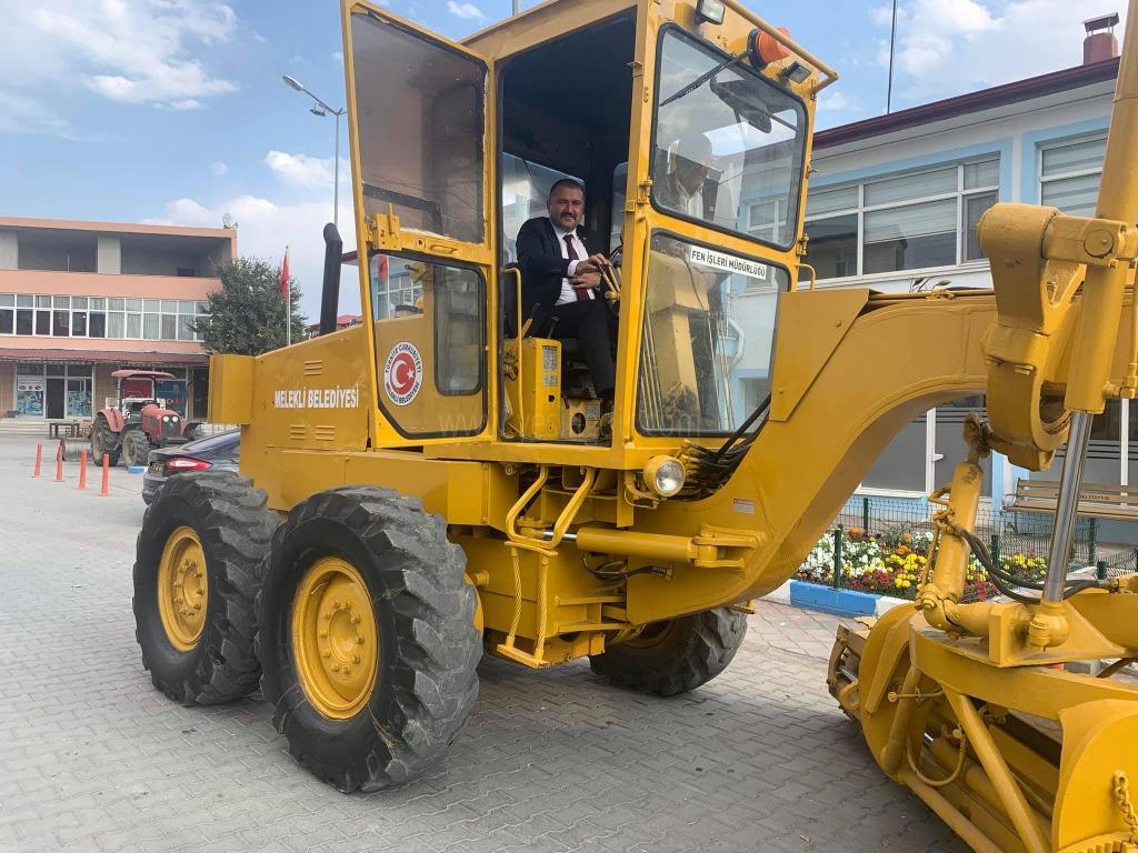 Melekli Belediyesi Araç  Filosunu Genişletiyor