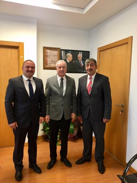 MHP Karakoyunlu ve Melekli Adayları Açıklandı