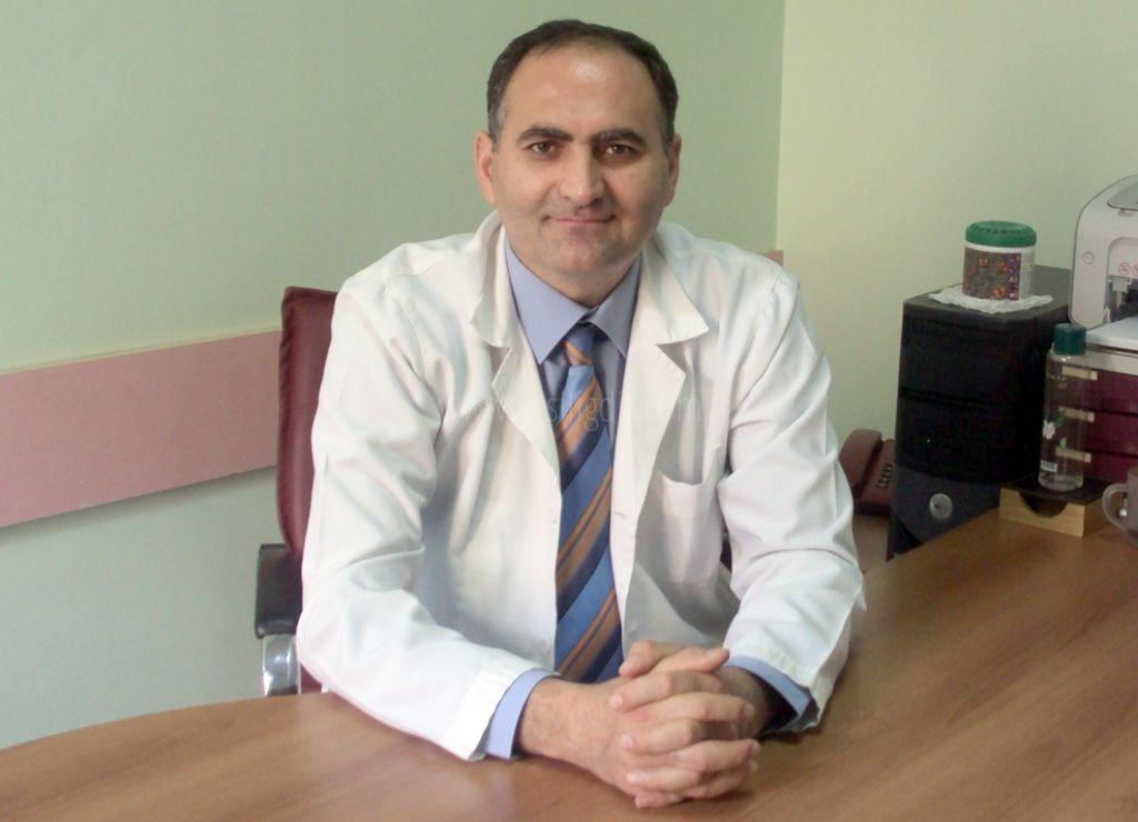 Hemşerimiz Yard. Doç. Dr. Turgut Anuk Doçentlik Unvanını Aldı