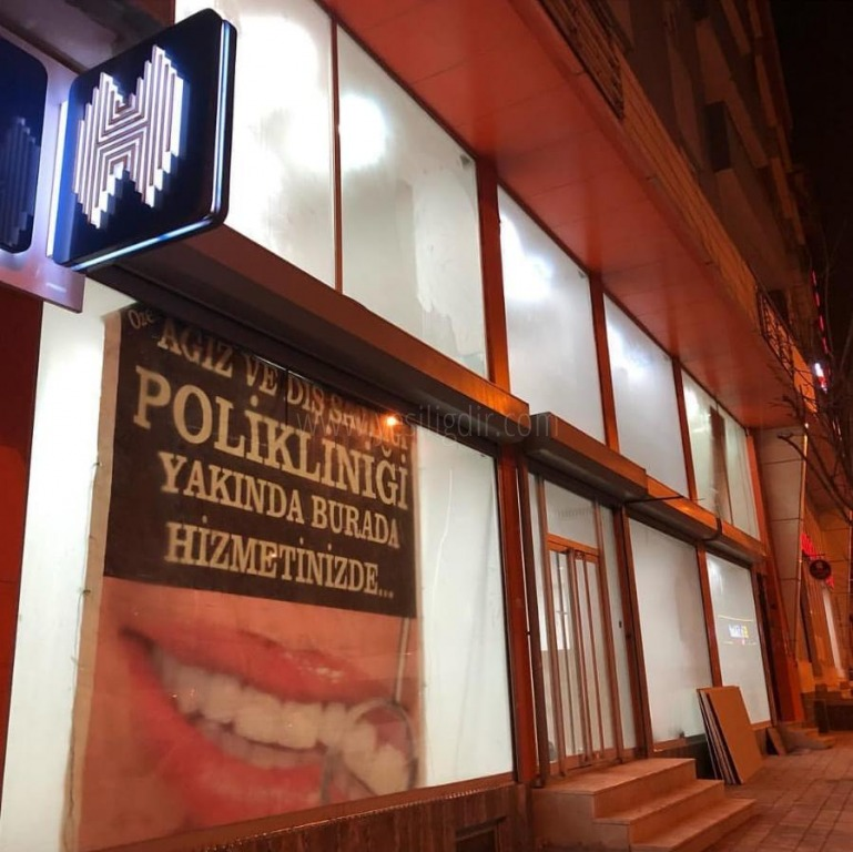 Dogubayazıt-Ozel ProfDent Ağız ve Diş Sağlığı Polikliniği Açılıyor.