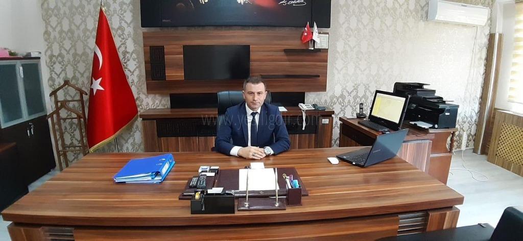 Tuzluca İlçe Milli Eğitim Müdürlüğüne  Ozan Malkoç Atandı