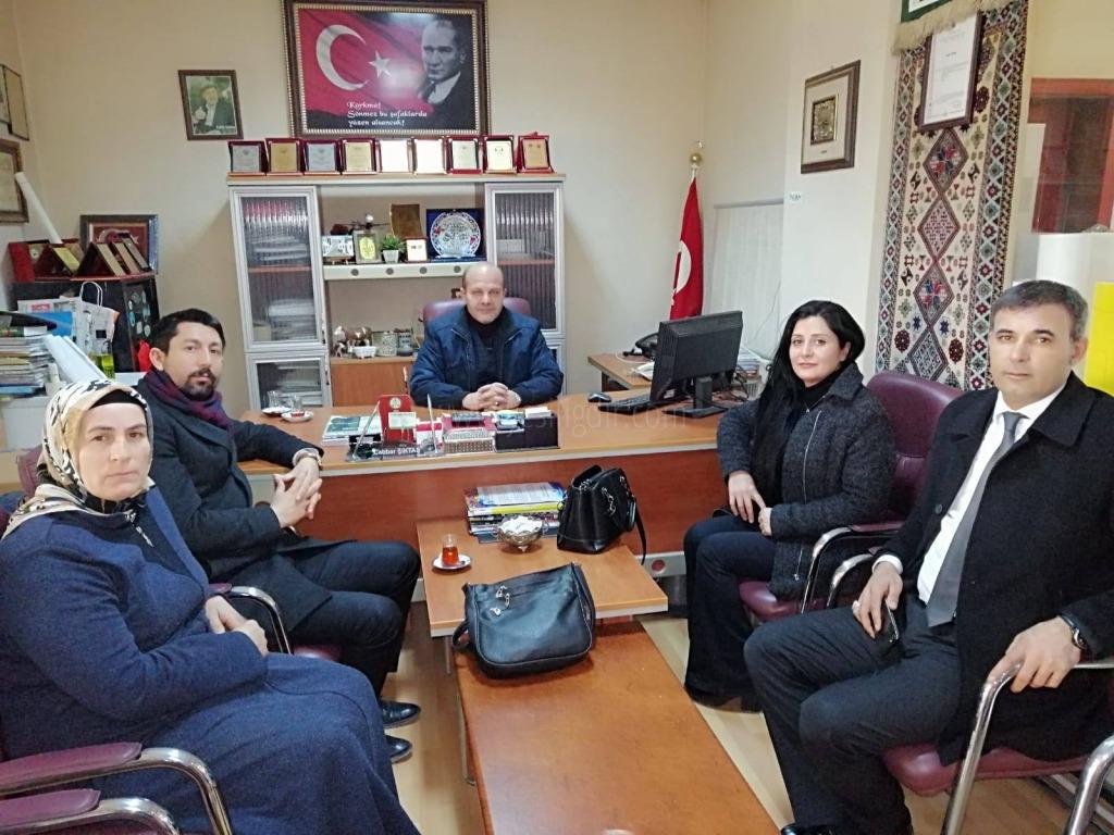 HDP'den Tam Kadro Ziyaret