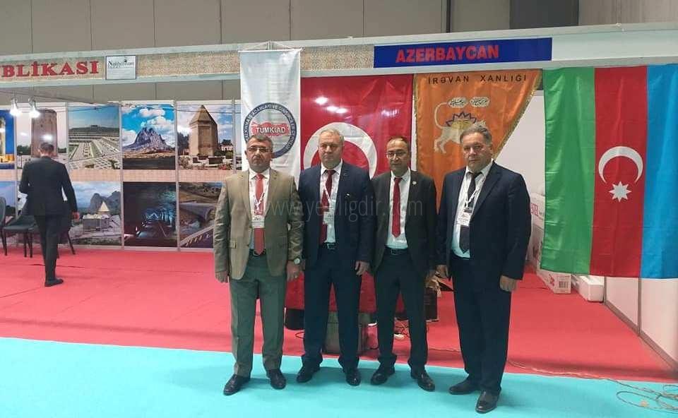 AZERBAYCAN'DAN VAN ÇIKARTMASI…