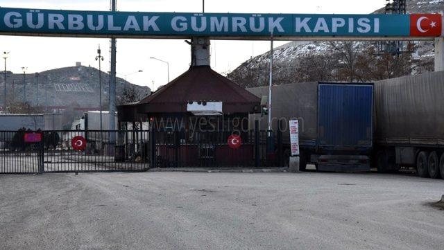 İran ve Irak gümrük kapıları yeniden açıldı