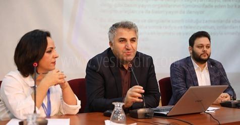 'Medya ve Söylem konulu panel Düzenlendi