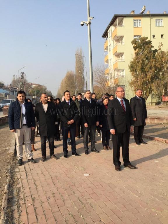Karakoyunlu ilçesinde 24 Kasım Öğretmenler Günü Kutlandı