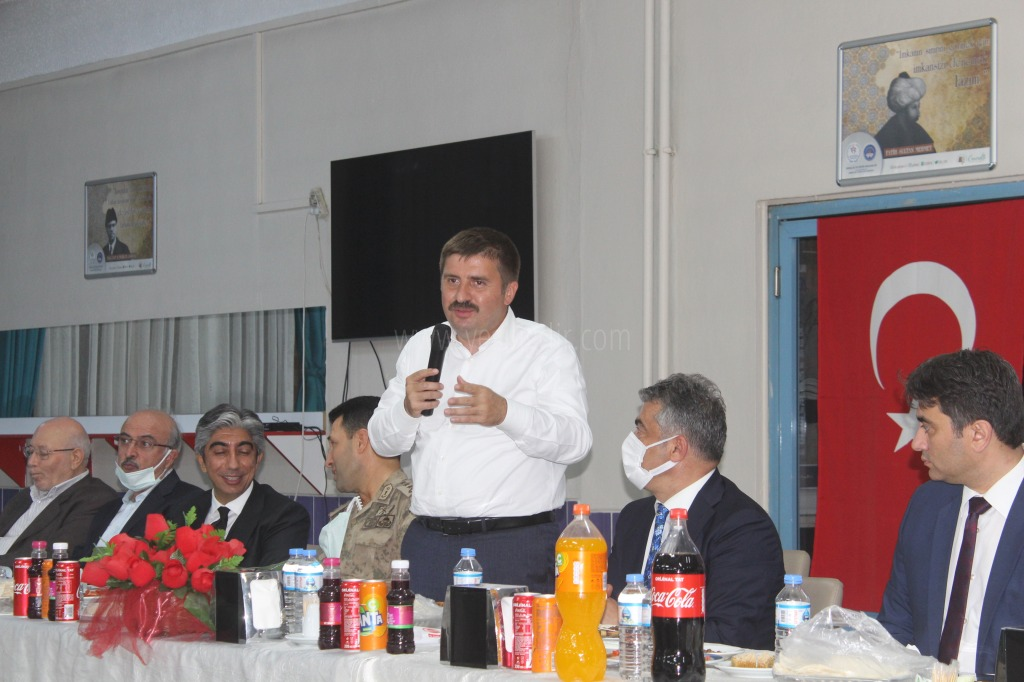 Iğdır Belediye Spor'a moral gecesi düzenlendi