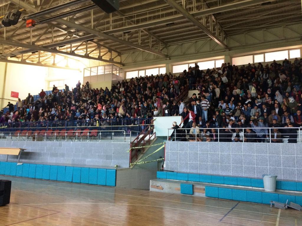Iğdır İş Kur bünyesinde, 1100 kişinin alınacağı geçici işe,  5 bin 100 kişi başvurdu