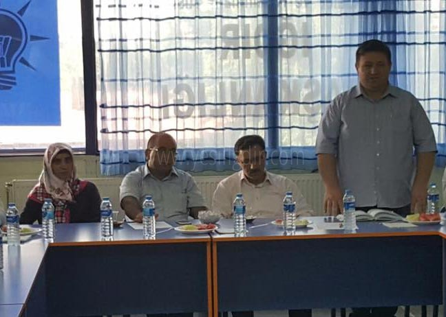 Stk' Temsilcileri AK Parti'de Buluştu