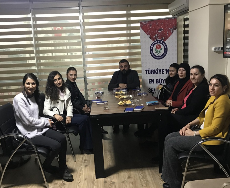 Eğitim-Bir-Sen Kadınlar Komisyonu Harekete Geçti
