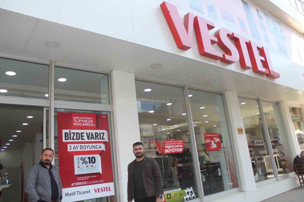 Vestel'den Enflasyonla Mücadele kampanyası,