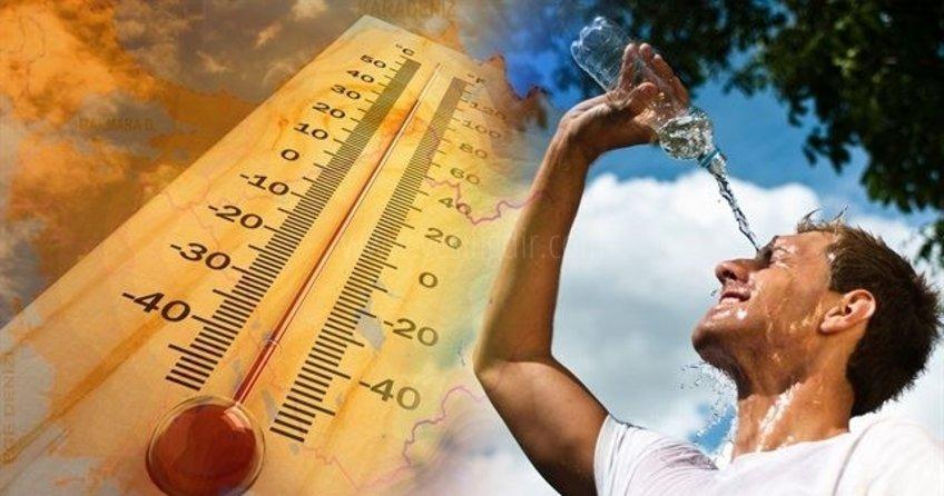 Iğdır'da Hava Sıcaklığı Arttı