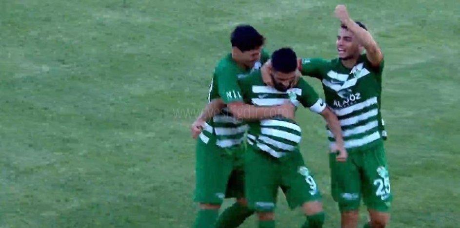 Alagöz Holding Iğdır Spor  Orduspor maç sonucu: 1-0