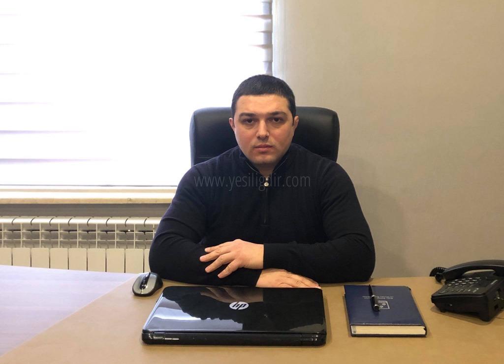 """Şair Ahmed Cevat'ın torununun oğlu: """"Şuşa ve Karabağ'da Azerbaycan ve Türkiye  bayraklarının dalgalanması gurur verici"""""""